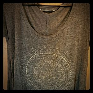 Tribale Print Shirt
